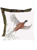 Cushion Charlie Pheasant Square