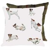 Cushion Jack Russells