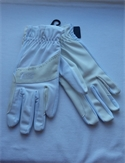 Dressage White Gloves