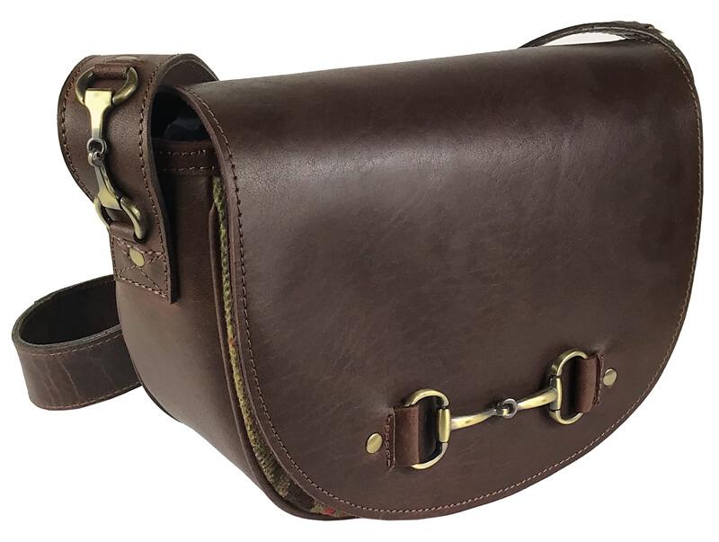 Haston Bag In Hunter - Shoulder Bag