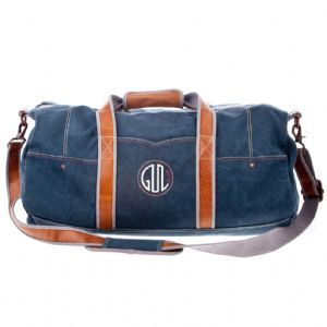 Large Kingsley Denim Holdall Bag