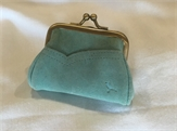 Small Coin Azure Purse