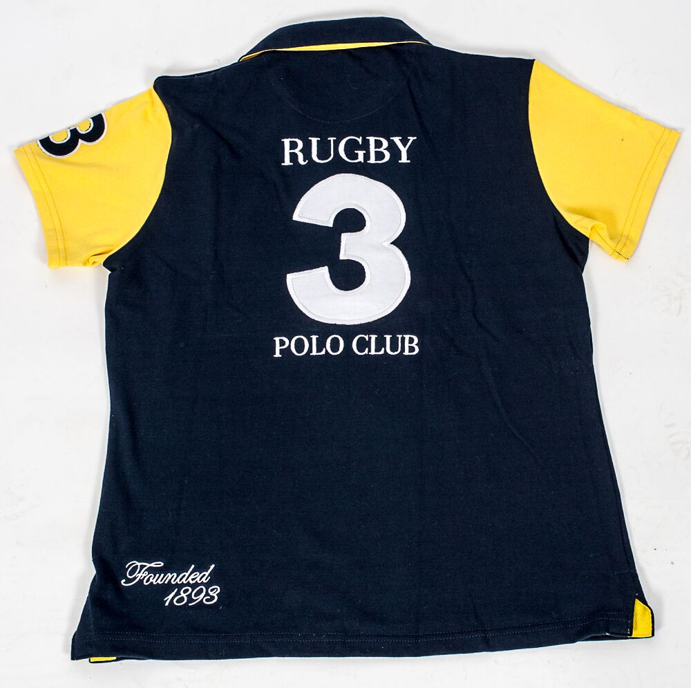 Polo Number Shirt